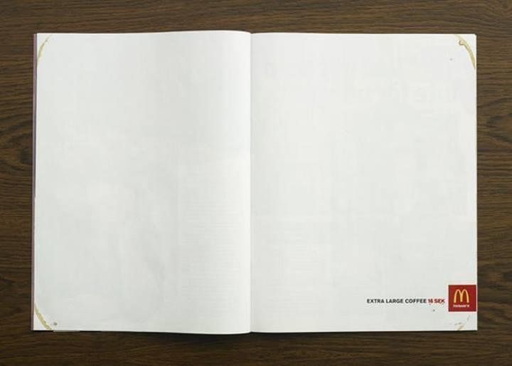 از صفحهی سفید استفاده کنید - پندانه - مقاله - فن آوران حکیم