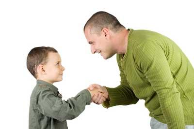 پندانه - ارتباط پدر با کودک - دپارتمان روانشناسی موسسه آموزش عالی آزاد فن آوران حکیم