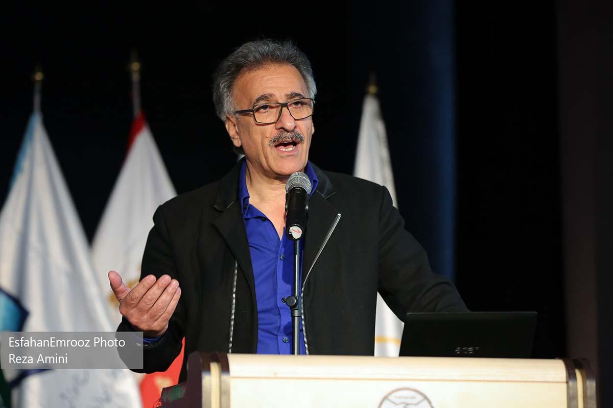 مسعود صرامی - اولین گردهمایی مدیران الماسی