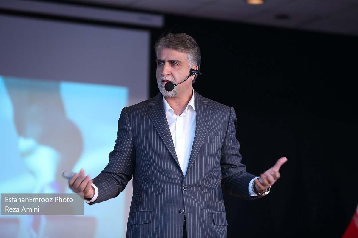دکتر محمود محمدیان - اولین گردهمایی مدیران الماسی