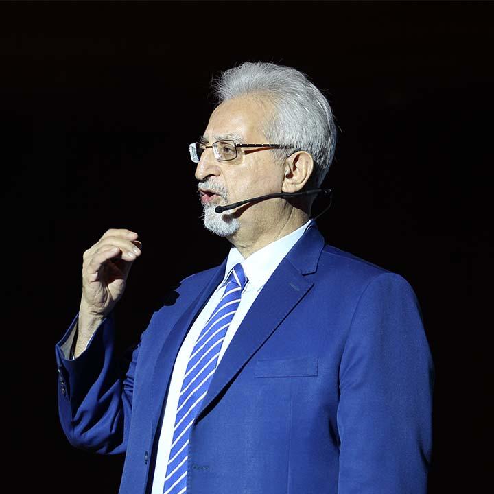 دکتر احمد روستا - سومین گردهمایی مدیران الماسی