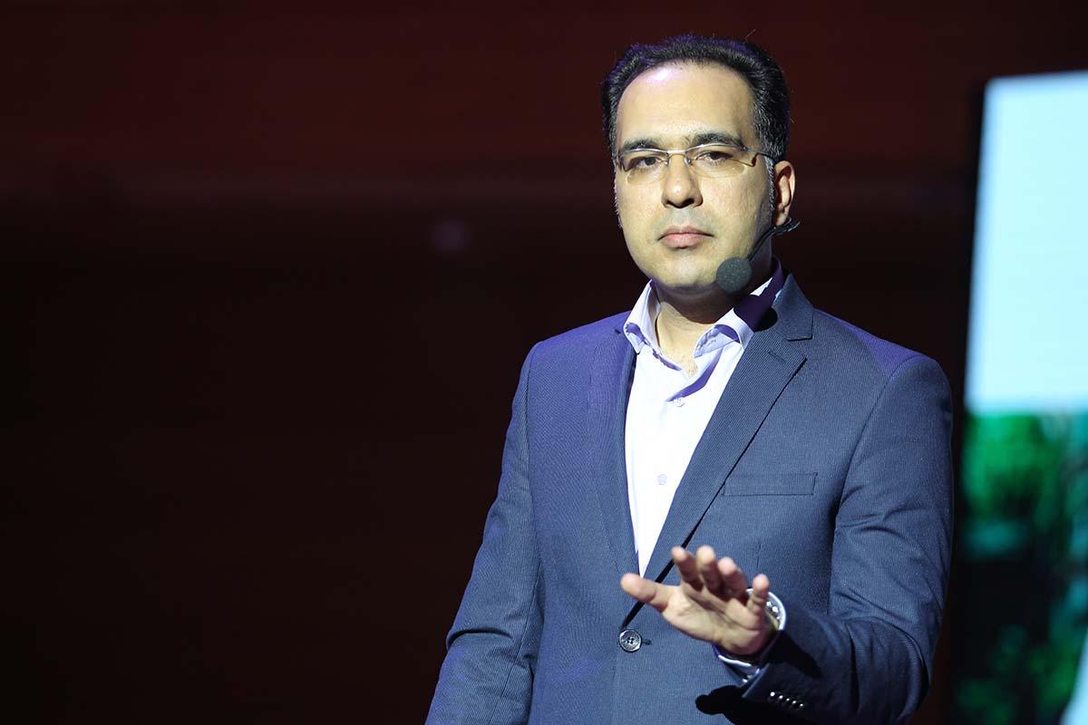 دکتر محمد طالاری - سومین گردهمایی مدیران الماسی