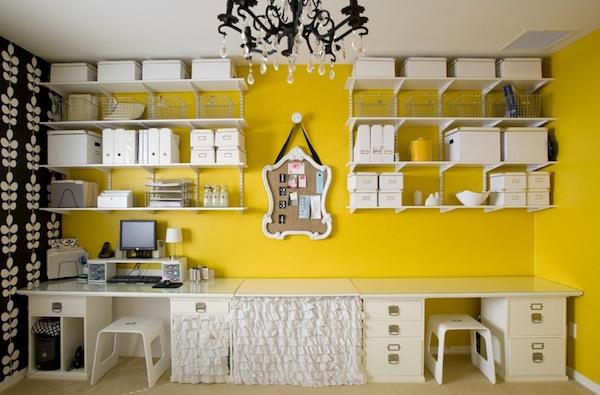 زرد - ارگونومی رنگها در محیط کار! - مقاله - پندانه