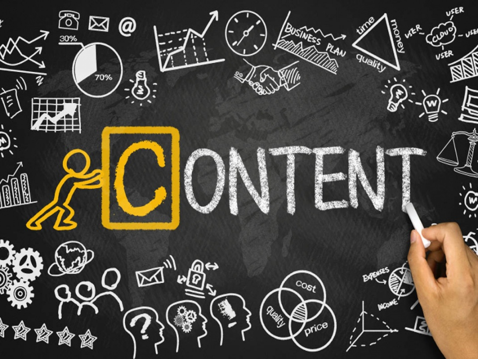 مقاله بازاریابی محتوا چیست؟ - پندانه - مدیریت فن آوران حکیم