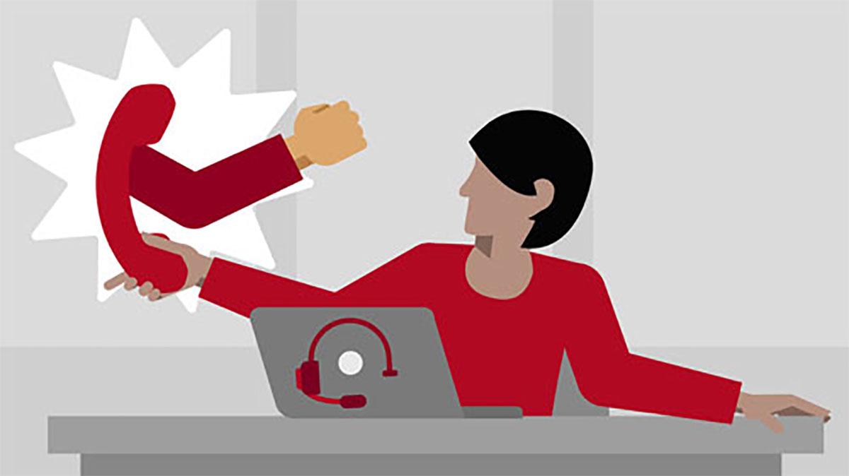 چرا مشتریان خشمگین بهترین منبع بازخورد برای شما هستند؟ - پندانه - دپارتمان مدیریت فن آوران حکیمض