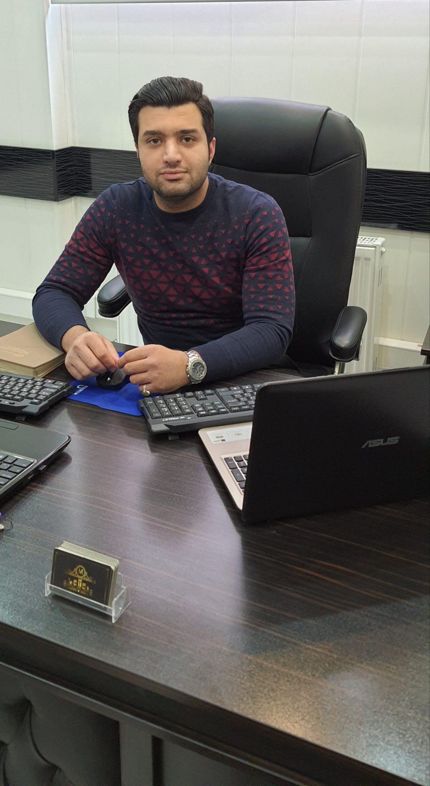 متین کابلی - MBA بازاریابی آنلاین