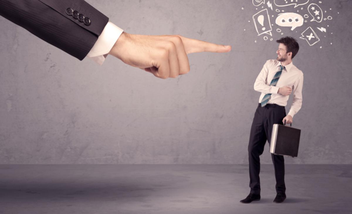 ویژگی های مدیران بد - آموزش مدیریت MBA فن آوران حکیم