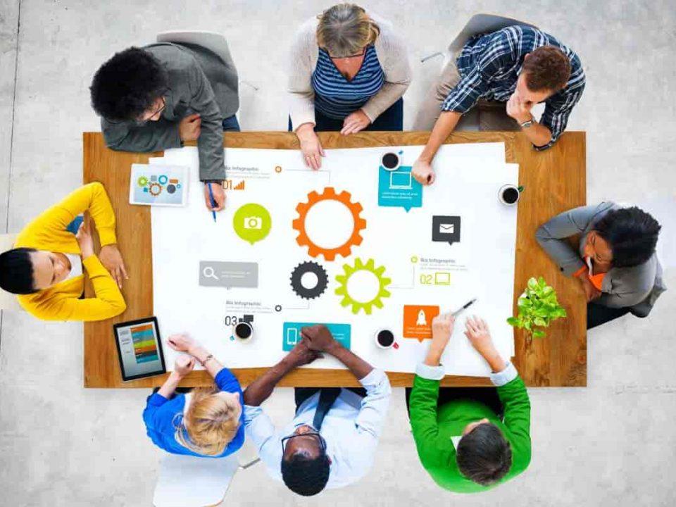 چگونه مشارکت کارمندان را بیشتر کنیم ؟